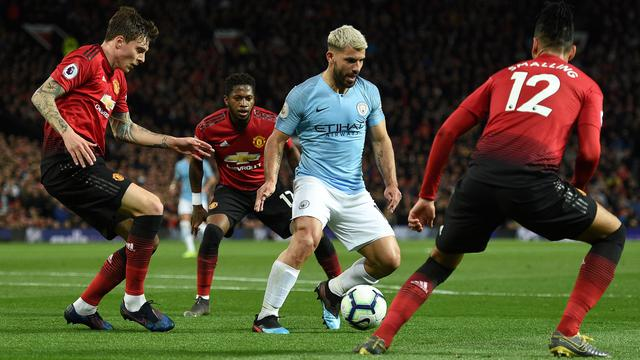 Hasil Pertandingan Manchester United Vs Manchester City