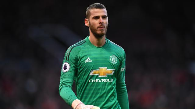 Wow, David De Gea Tetap Kiper Top