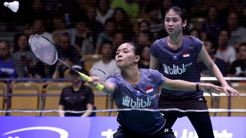Della & Rizki Diuntungkan pada Kejuaraan Asia 2019