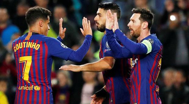 Liverpool Kalah Telak 0-3 Melawan Barcelona