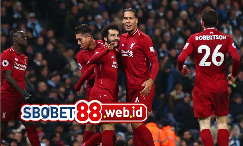 Permainan Liverpool Jauh Lebih Baik Dari Musim Kemarin