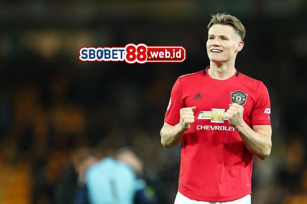 Menurut Solskjaer, McTominay Harus Memimpin Manchester United