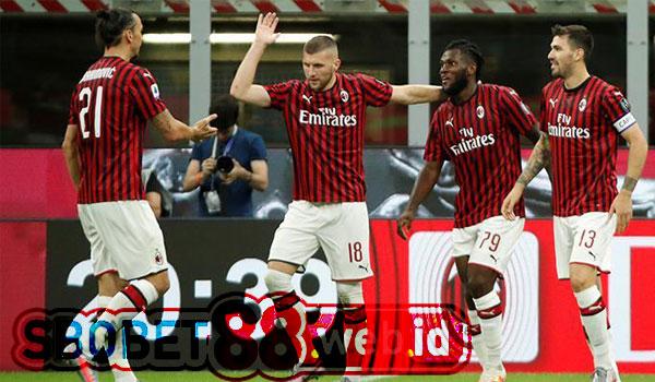 Hasil, Jadwal, dan Klasemen Serie A Sabtu: AC Milan vs Atalanta 1-1