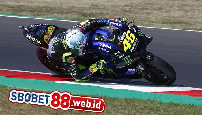 MotoGP Emilia Romagna: detikers Jagokan Valentino Rossi Menang