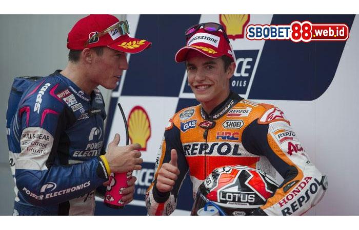 Marc Marquez: Pol Espargaro Rival Saya di Repsol Honda