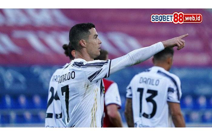Ronaldo adalah Masa Depan Juventus