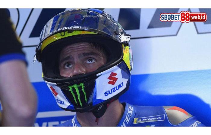 Jelang MotoGP Qatar, Joan Mir Cuma 70% Siap