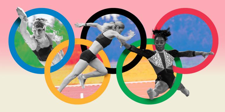 Super Women pencetak sejarah di Olympics 2020