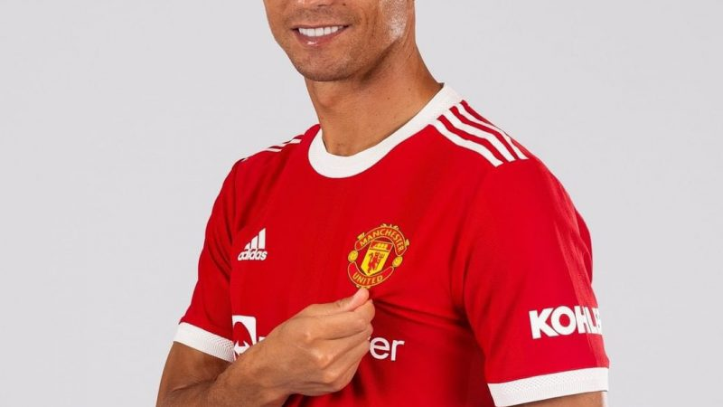 Welcome back to Old Trafford, Christiano